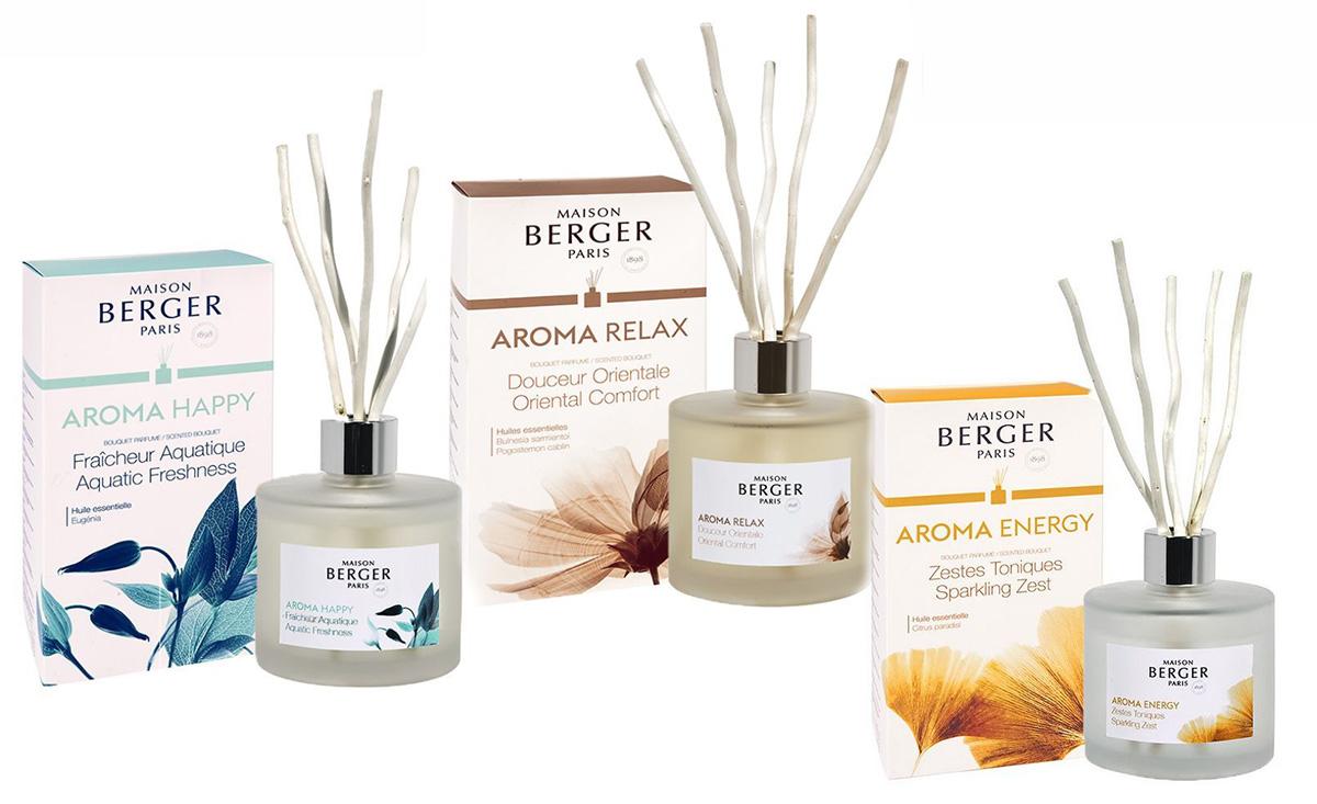 Aroma Kollektion von Maison Berger früher Lampe Berger