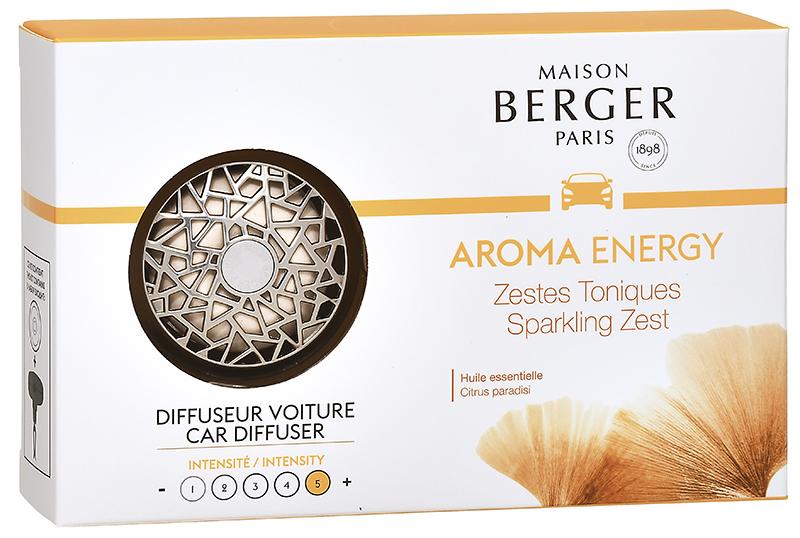 Autoduft Aroma Energy Von Maison Berger