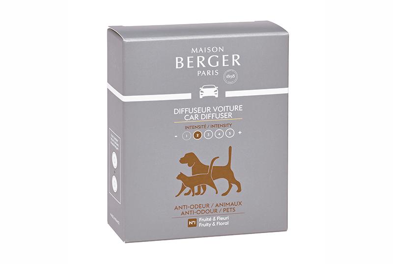 Nachfüllpackung Autoduft Anti-Tiergeruch Von Maison Berger