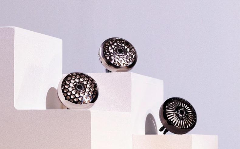 Duft für das Auto von Maison Berger in drei Design