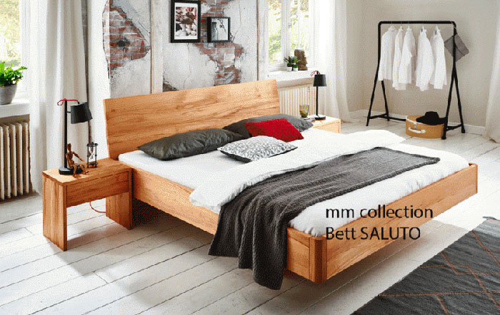 mm collection Bett Saluto