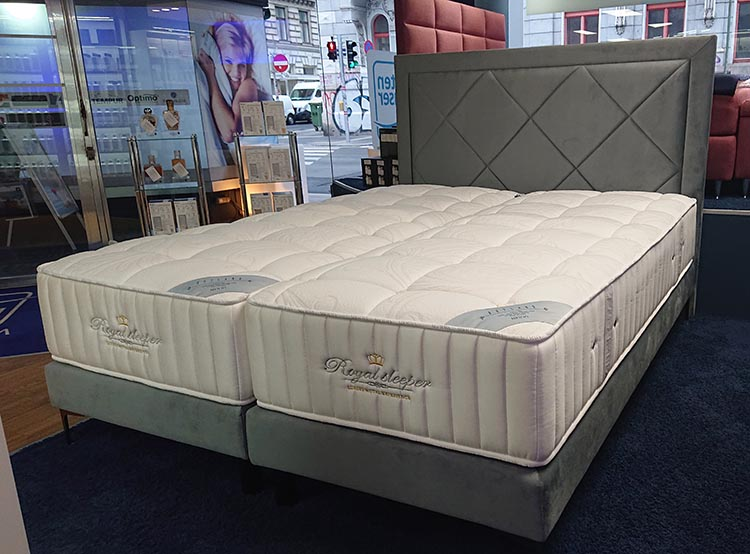 Boxspringbett Von Royal Sleeper